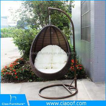 swingasan hanging chair bedroom stylish half round rattan buy