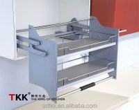Kitchen Cabinet Elevator Pull Down Shelf Storage
