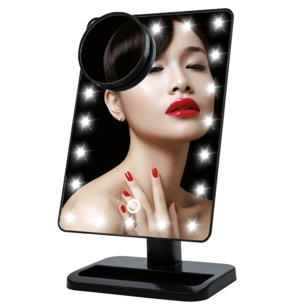 LED Makeup Mirror with Light