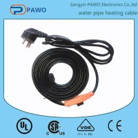 Electric Heat Trace Cable & Water Pipe Heating Cable With ...
