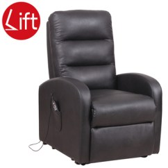 Electric Reclining Chairs For Elderly Retro Chrome Life Living Room Furniture Recliner Sofa View