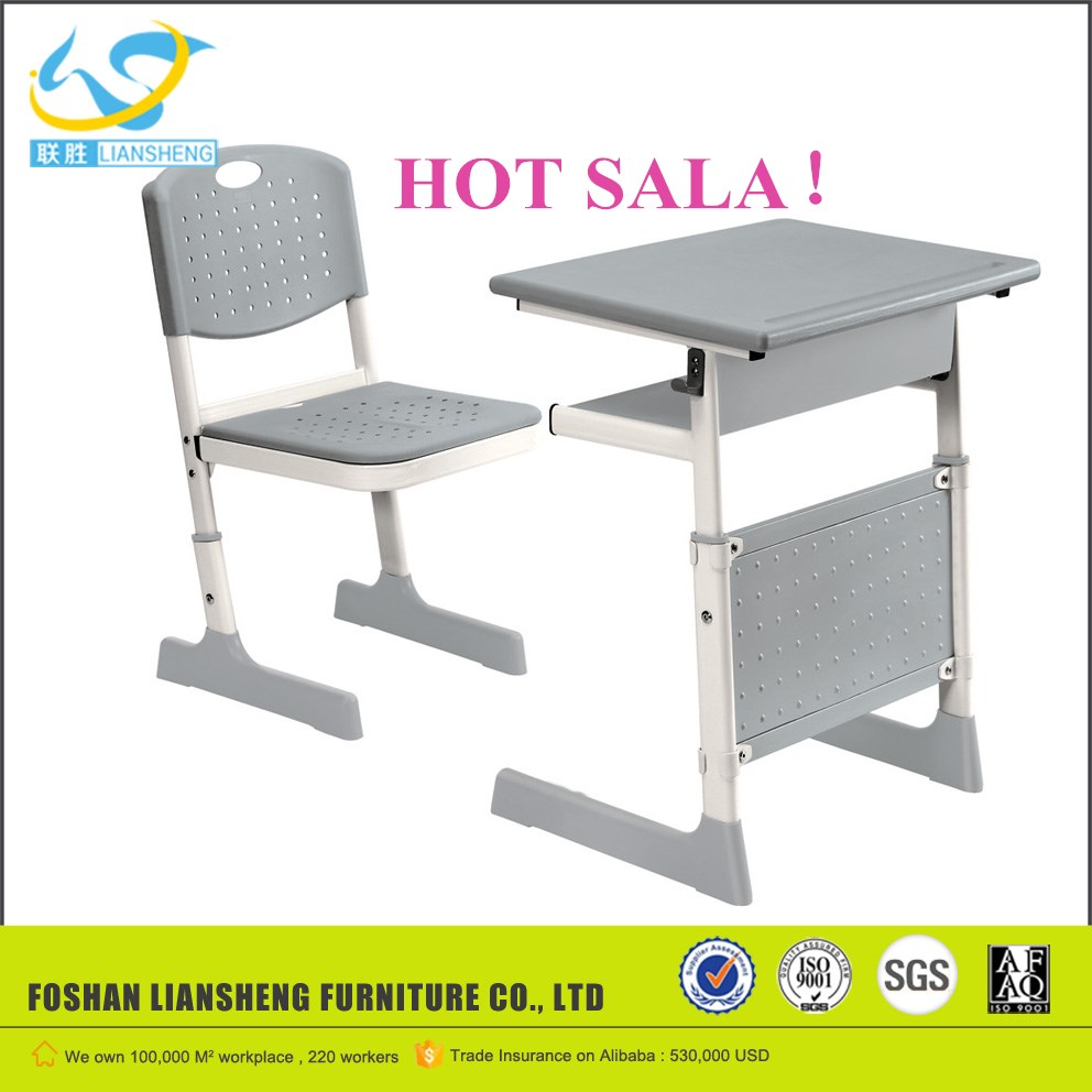 Study Table And Chair Adult Study Desk And Chair Adjustable Height Used For Primary School Furniture Buy Adult Study Table Chair Size Of Study Table Used School Bench