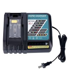 get quotations aimaya replace 18v makita dc18rc dc18ra battery charger lithium ion charger 7 2v 18v for [ 1500 x 1500 Pixel ]