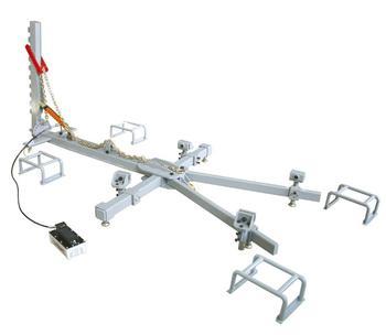 2017 Smithde Smdk7 Auto Body Frame Machine For Sale Used