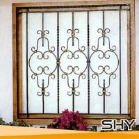 Modern Wrought Iron Window Grill Design,Ornamental Iron ...