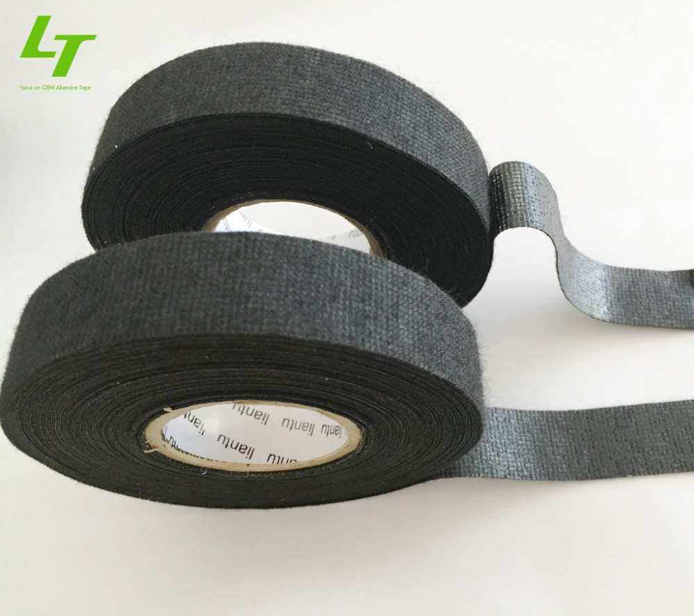 medium resolution of furry insulating tapes genuine electrical wiring harness cloth automotive