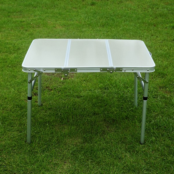 High Quality 3ft Folding Table - Changing Aluminum