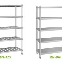 Kitchen Cabinet Direct From Factory Tile Refinishing Restaurant Stainless Steel Shelves/pantry Racks ...