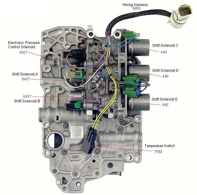 2004 Allison Transmission Wiring Diagram