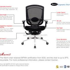 Revolving Chair Mechanism Design Loungechair Gtchair Blue Mesh Ergonomic Office View