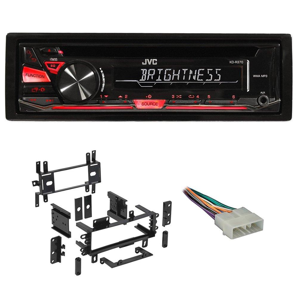 medium resolution of jvc kd avx40 car stereo wiring harness