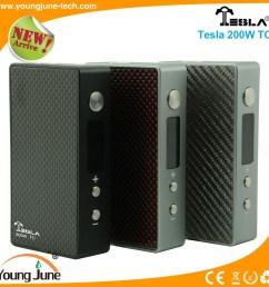 sub box mod kit 200w tesla vape mod tesla watt box mod 200w tesla 18650 box tesla two box mod wiring diagram  [ 1000 x 1000 Pixel ]
