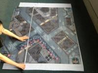 4x6' & 4x4' Neoprene Wargame Terrain Play Mat,Neoprene ...