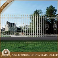 Top-selling Boundary Wall Grill,Cheap Wrought Iron Garden ...