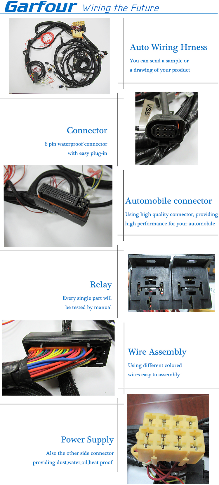 hight resolution of car engine wiring harness custom for automobile application wire harness e car snowmobile cable scooter wiring