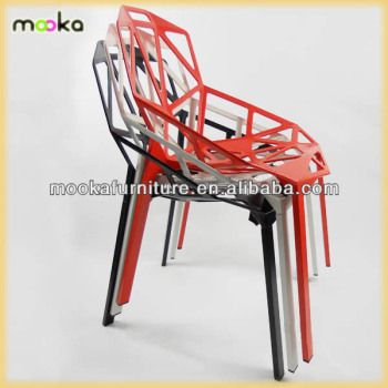 cafe chairs metal comfortable reading chair small space outdoor restaurant furniture aluminum french