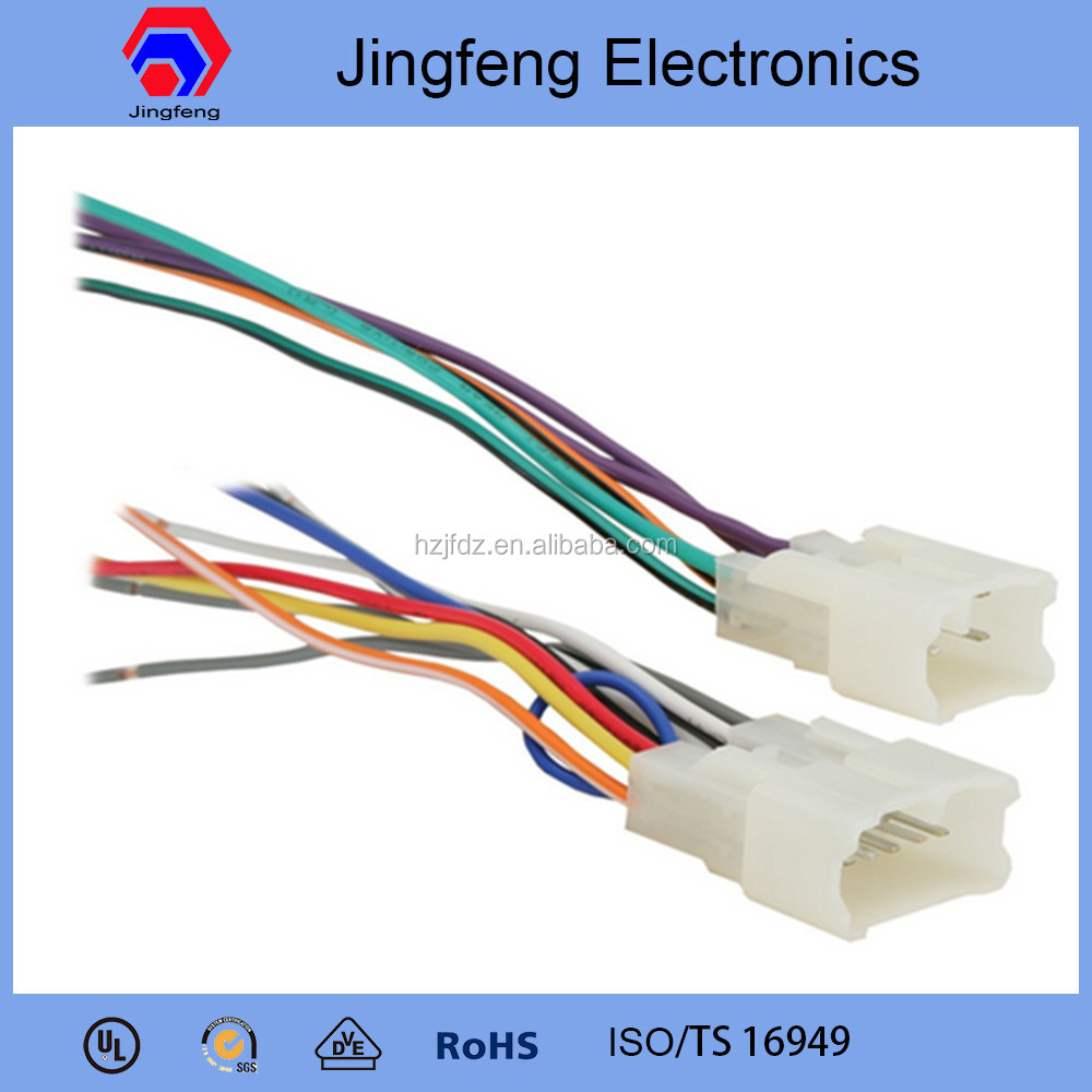 hight resolution of car stereo wiring harness for toyota innova car audio system buy car stereo wiring harness