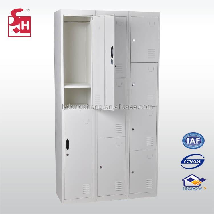 armoire de fer portes casier en acier pour l ecole de bureau
