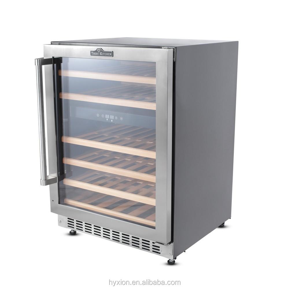 Under Cabinet Beverage Refrigerator. Undercounter Beverage