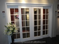 Indoor Sliding French Doors