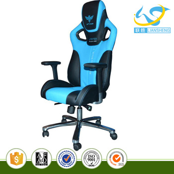 comfortable office chairs for gaming jimmy buffett margaritaville adirondack pu leather cover video game racing chair new
