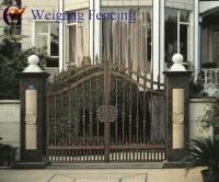 Modern Metal Gate Designs Wall Compound - Buy Metal Gate ...