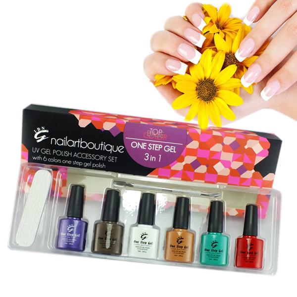 Nail Gel Polish Operation Steps Love Easy Diy Or Salon Use Professional Color No 193
