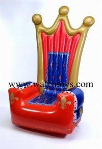 Inflatable King Chair - Buy Inflatable King Chair ...