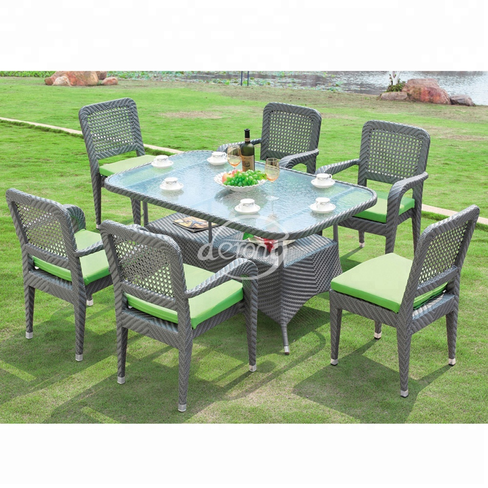 Outdoor Wicker Dining Chairs Backyard Patio Furniture Rattan Wicker Outdoor Furniture Dining Table And Chairs Buy Outdoor Rattan Wicker Dining Furniture Outdoor Rattan Table And