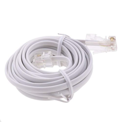 small resolution of get quotations fenteer rj11 adsl to ethernet rj45 modem cable 8p 4c 6p 4c asdl patch wire 4