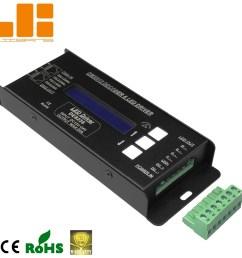 rgbw dmx decoder led driver de8236 [ 1000 x 1000 Pixel ]