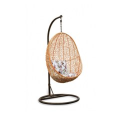 Patio Hanging Egg Chair Electric Wheel Rental Outdoor Swing View