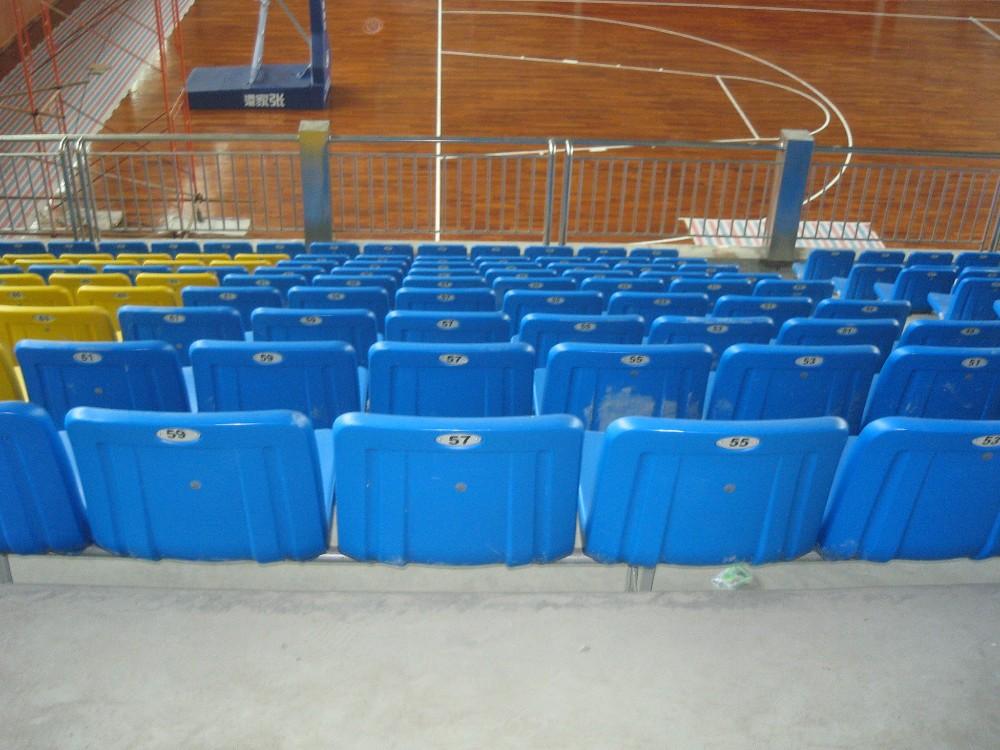 Indoor Bleachers For Sale Plastic Outdoor Stadium Chair Qc