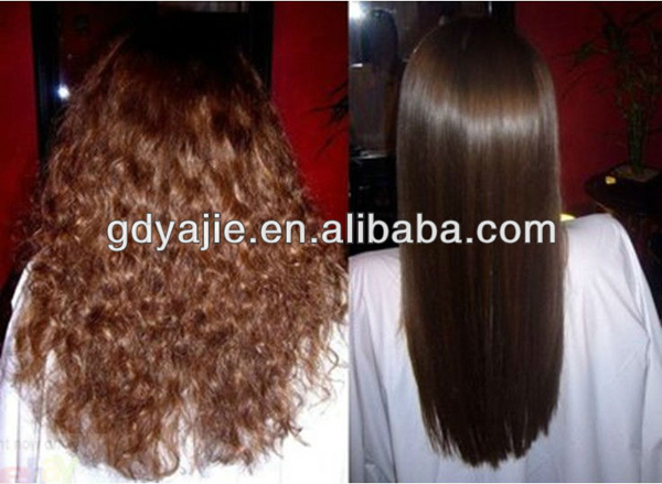 Chinese Manufacturer Natural Hair Straightening Cream