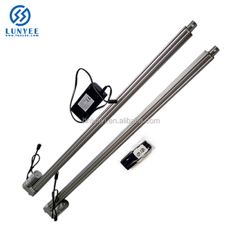 Mini Linear Actuator For Car Tailgate With Remote Control