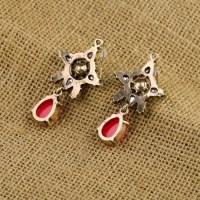 Fashion Earring,George Michael Cross Earring Jk-0012 - Buy ...