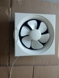 New 4inch &6inch Plastic Wall Mounted Bathroom Exhaust Fan ...
