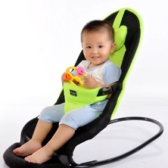 Baby Sleeping Chair Phil And Ted High New Modern Chairs Simple Pattern Swing Musical Cotton Rocking Summer