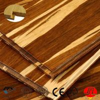 By Click Lock Famous Brand Tiger Stripe Bamboo Flooring ...