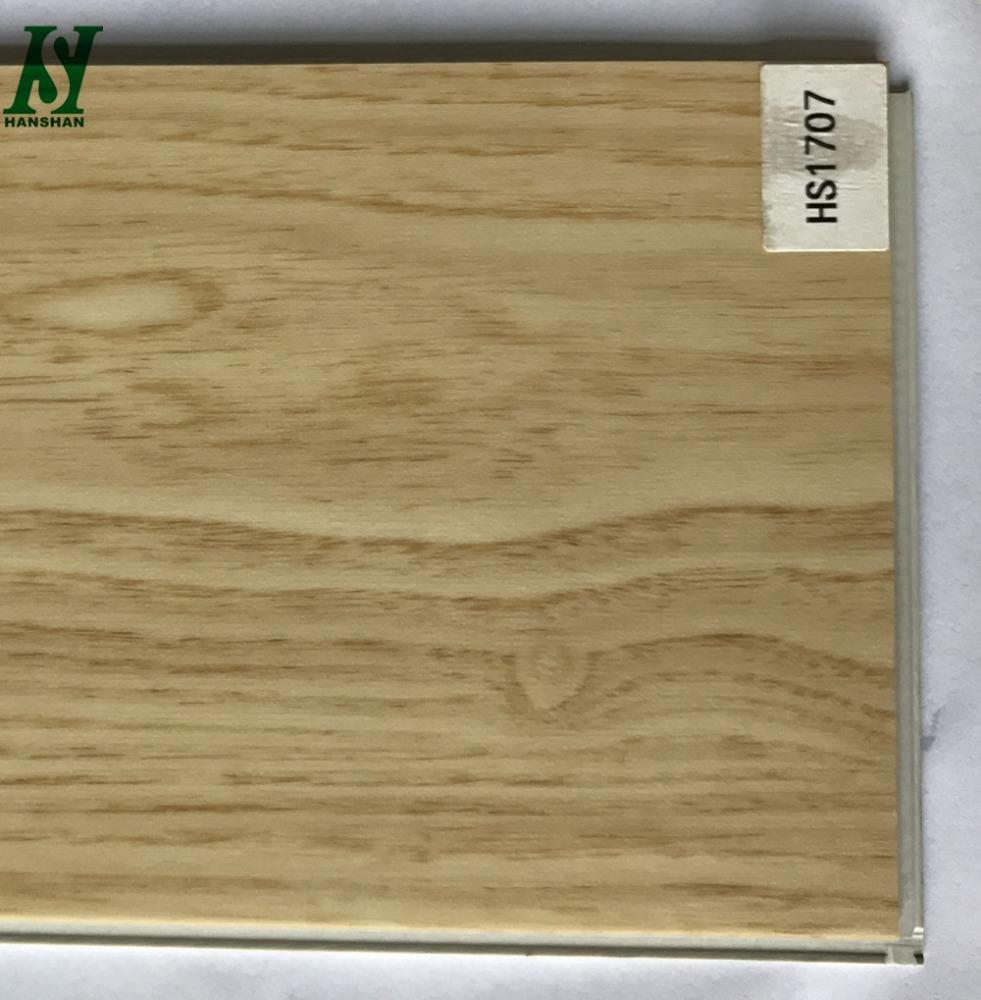 Pvc Spc Commercial Flooring Wood Texture Vinyl Click Plastic Plank