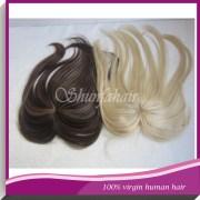 2015 hot selling virgin hair pieces