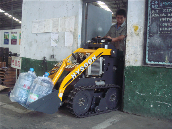 Hysoon Walk Behind Mini Excavator For Sale  Buy Walk