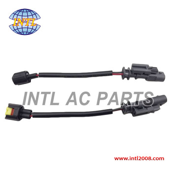 Car Ac Compressor Electronic Control Valve Connector Wire