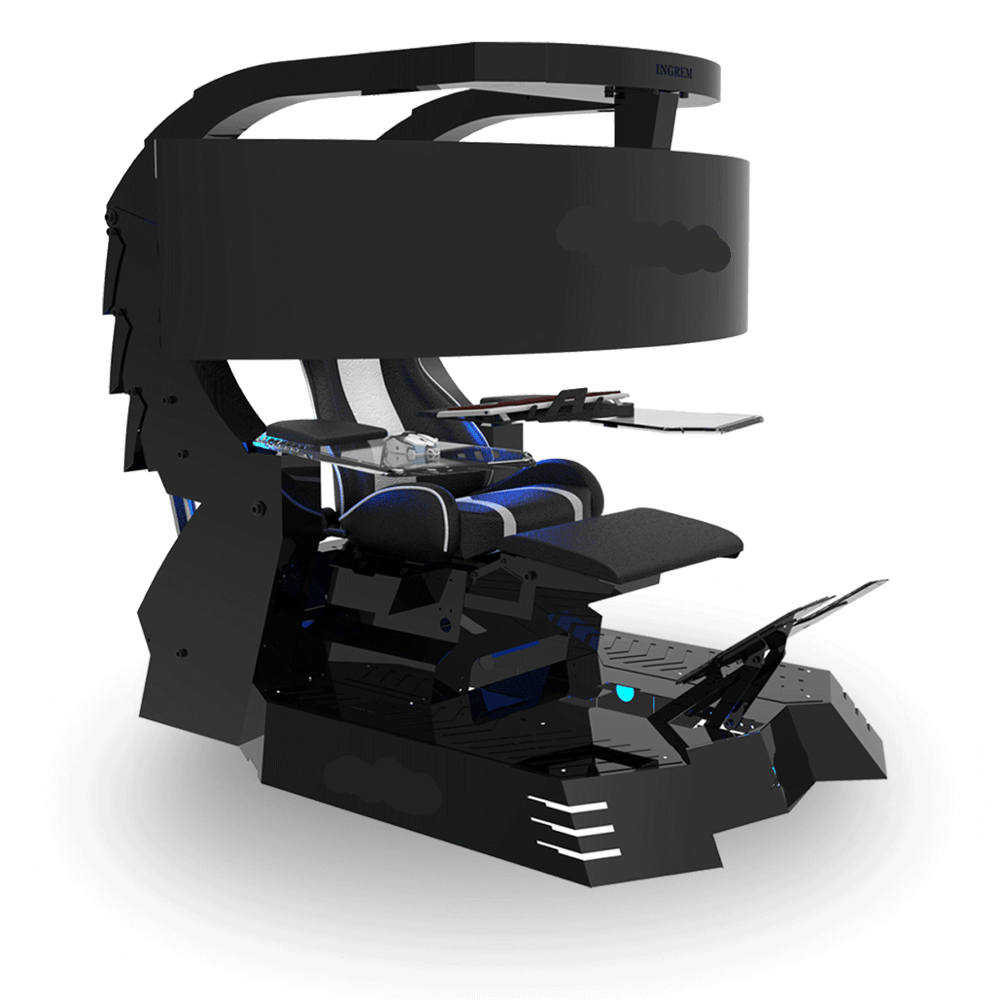 Multifunction Emperor Chair Workstation Automatic