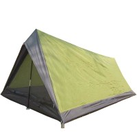 Outdoor Used 2 Person Canvas Camping Tent For Leisure ...