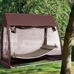 Buy Chair Swing Stand Cover Rentals Birmingham Hanging Baby Sleep Outdoor Canopy Garden Hammock Bed With Mosquito Net - ...