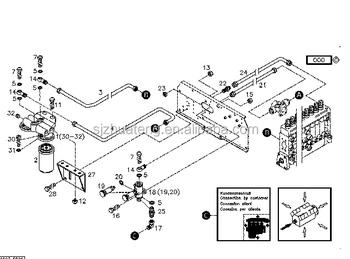 Deutz Engine Specifications Volvo Penta Engine