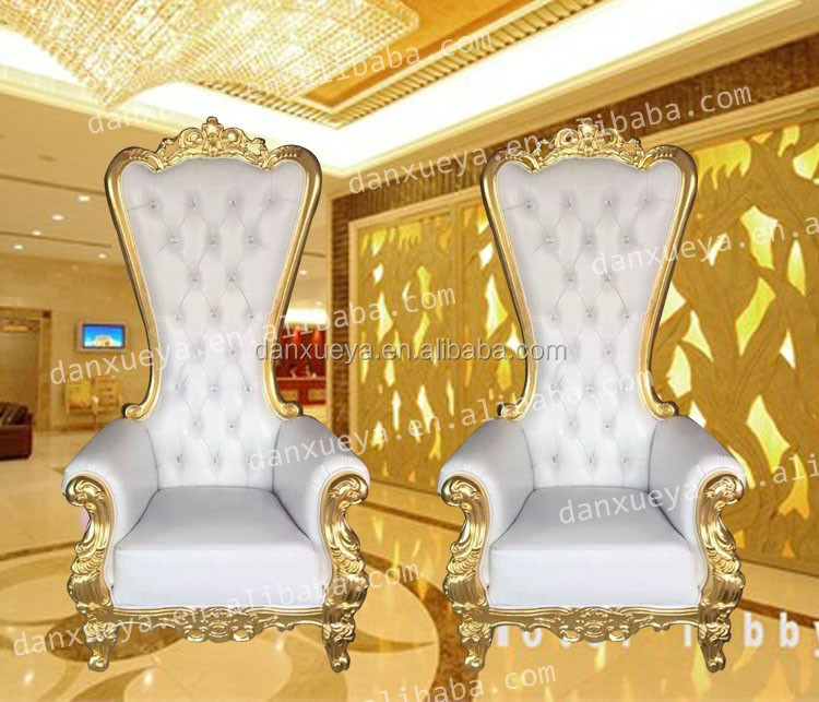 wedding chair alibaba bridal shower decorating ideas danxueya tall throne chair/white queen chair/ luxury royal king - buy ...