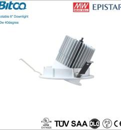 60w led downlight 230v led downlight wiring diagram 80ra led downlight 50w [ 1000 x 1000 Pixel ]