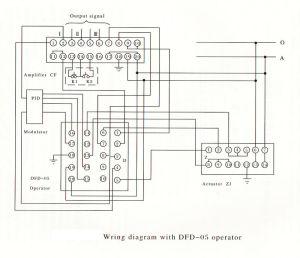 Rotork Wiring Diagram 300b0000 6  Somurich